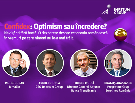 Confidex Q3: Optimism sau încredere? Prudență sau curaj?