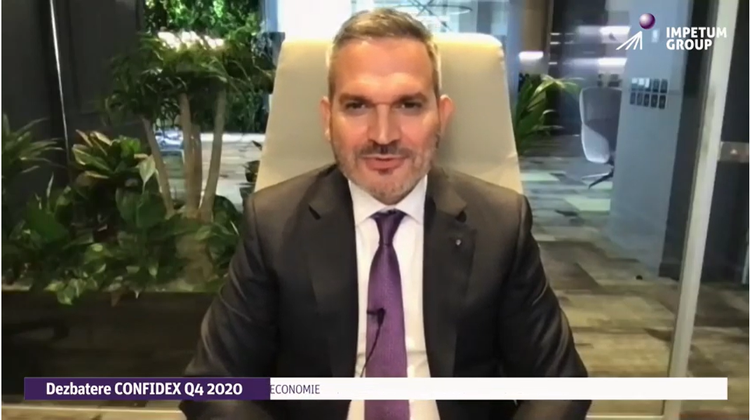 Omer Tetik - Cetățenii sunt investitori în holdingul România